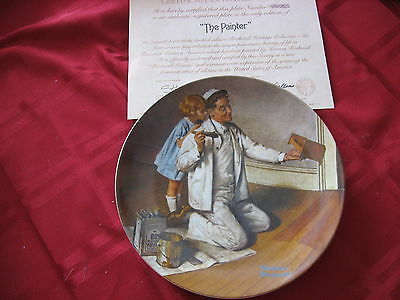 Norman Rockwell The Painter