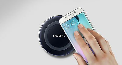 Ricarica Caricabatteria Wireless Charger per Samsung Galaxy S7