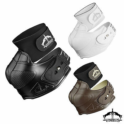 Veredus TEKNO SHIELD Professional OVER REACH BOOTS Horse Overreach Boots