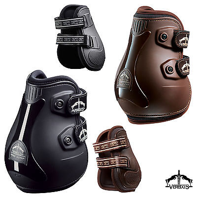 Veredus PRO JUMP Velcro Fetlock Boots - Professional Flick/Pinch 'MAGIC BOOTS'