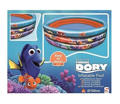 Finding Dory Paddling Pool, Inflatable Arm Bands, Swim Ring, Beach Ball, Beach