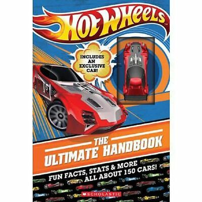 Hot Wheels: The Ultimate Handbook by Inc Scholastic Hardcover Book (English)