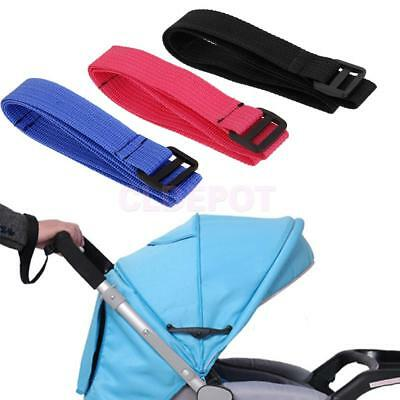 Baby Kids Buggy Stroller Pram Safety Belt Wrist Strap Hand Tug Travel Accessory