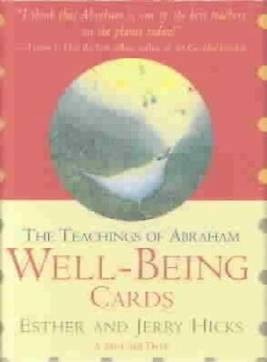 The Teachings of Abraham Well-Being Cards by Jerry Hicks (English)