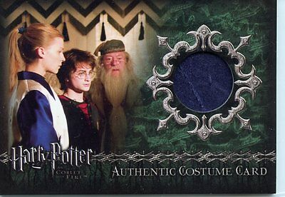 Artbox Harry Potter And The Goblet Of Fire Fleur Delacour Costume Material C10