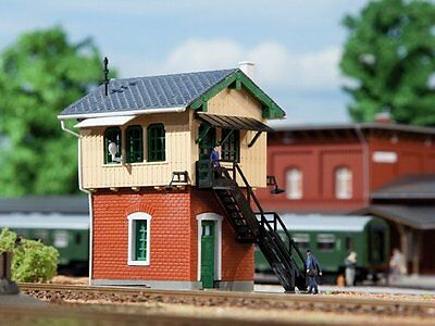 Auhagen 13234 Railway control tower in TT NEW PRODUCT