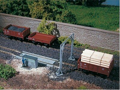 AUHAGEN 13313 Track Scale with loading weight in TT NEW