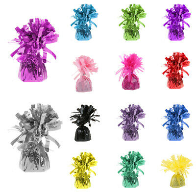 Novel 14 Colors Single Shimmering Balloon Weights Wedding Party Festival Decor
