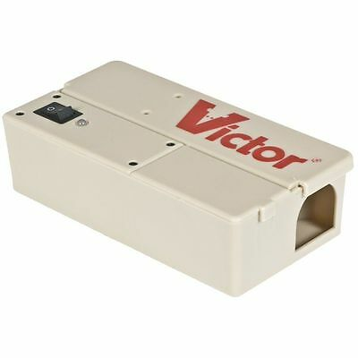 Victor Electronic Mouse Trap Pro - Rodent Pest Control Professional Mice Catcher