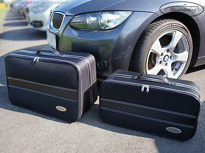 BMW E93 3 Series Convertible Cabriolet Roadster bag Suitcase Luggage Bag Set