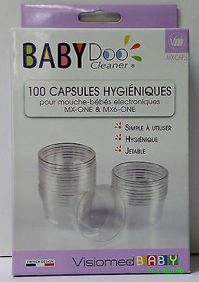 Visiomed Baby Babydoo Cleaner 100 Capsules Hygieniques – Mx Caps