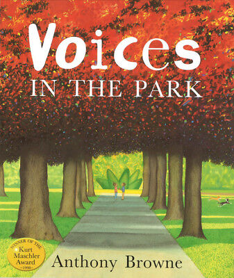 Anthony Browne - Voices In The Park (Paperback) 9780552545648