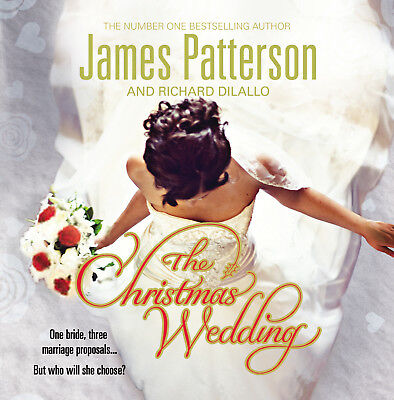 James Patterson - The Christmas Wedding (Audiobook CD) 9781846573255