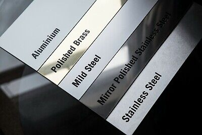 SHEET METAL(various thicknesses and materials.)Listing 5 for new sizes.