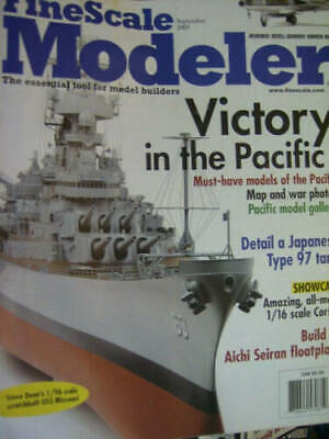 Fine Scale Modeler Magazine 2005 Issue-Your Choice