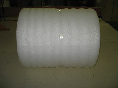"1/8"" PE Foam Packaging Wrap 24"" x 275' Per Roll - Ships Free!"