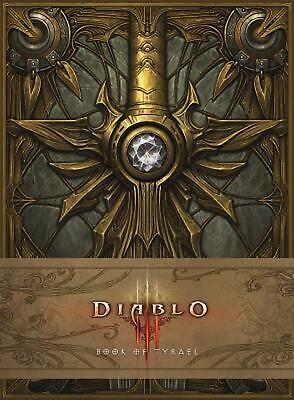 Diablo III: Book of Tyrael by Blizzard Entertainment (English) Free Shipping!