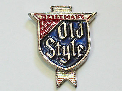 Heileman's Old Style Beer Pin **