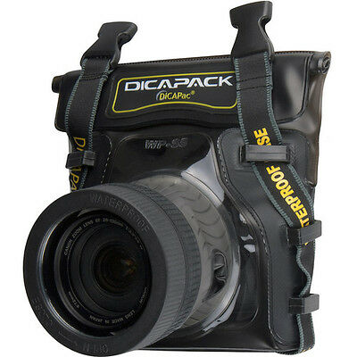 DicaPac Waterproof Case housing for Compact DSLR Cameras (WP-S5)