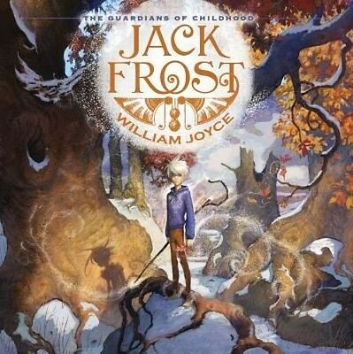 Jack Frost by William Joyce Hardcover Book (English)