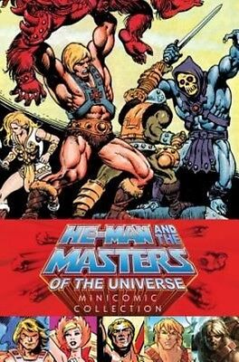 He-Man and the Masters of the Universe Minicomic Collection by Hardcover Book (E