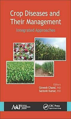 Crop Diseases and Their Management: Integrated Approaches (English) Hardcover Bo
