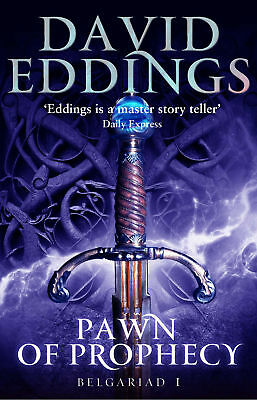 David Eddings - Pawn Of Prophecy: Book One Of The Belgariad (Paperback)