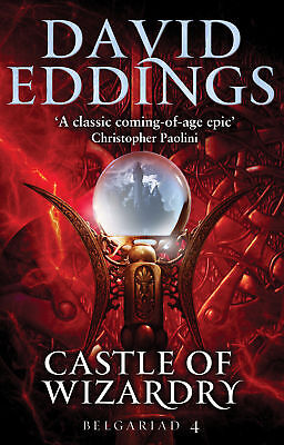 David Eddings - Castle Of Wizardry: Book Four Of The Belgariad (Paperback)