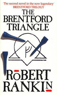 Robert Rankin - The Brentford Triangle (Paperback) 9780552138420