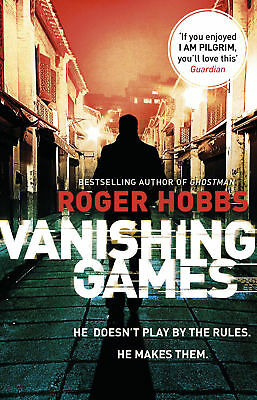 Roger Hobbs - Vanishing Games (Paperback) 9780552170031