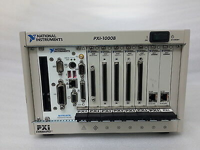 National Instruments NI PXI-1000B Embedded Computer  P/N 184607B-01 #4