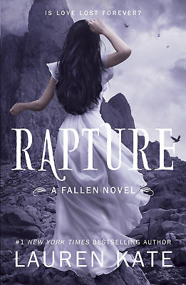 Lauren Kate - Rapture: Book 4 of the Fallen Series (Paperback) 9780552561815