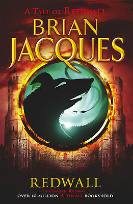 Brian Jacques - Redwall (Paperback) 9781862301382
