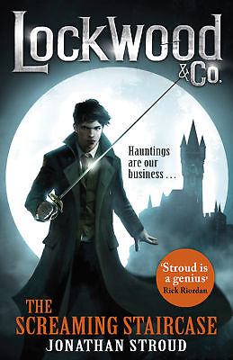 Jonathan Stroud - Lockwood & Co: The Screaming Staircase: Book 1 (Paperback)