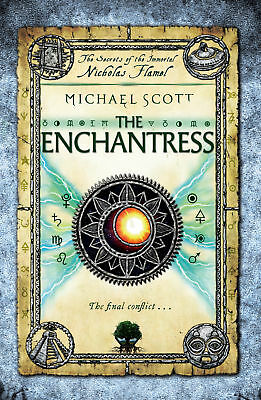 Michael Scott - The Enchantress: Book 6 (Paperback) 9780552562577