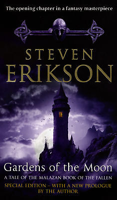 Steven Erikson - Gardens Of The Moon: (Malazan Book Of The Fallen 1) (Paperback)