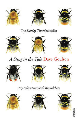 Dave Goulson - A Sting in the Tale (Paperback) 9780099575122