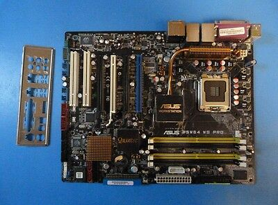 ASUS P5W64 WS PROFESSIONAL MOTHERBOARD WINDOWS 8.1 DRIVER