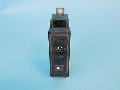 General Electric 1-Pole, 30 Amp, 120/240V Circuit Breaker