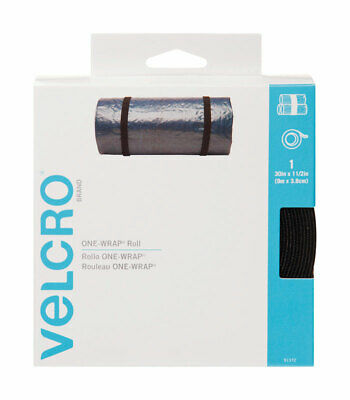 Velcro Brand One-Wrap Hook & Loop Strap,No 91372,  Velcro Usa Inc Consumer Pdts