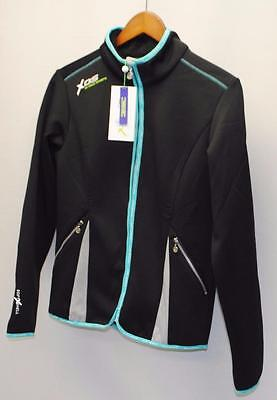 New Ladies SMALL Daily Sports XDS ALMA Soft Shell long sleeve golf jacket