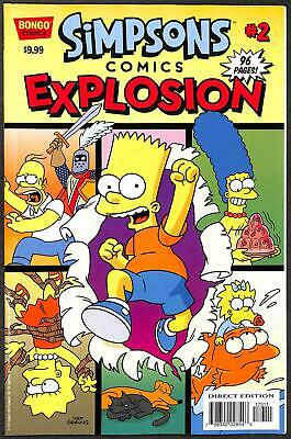 Simpsons Comics Explosion #2 (96 Pages)