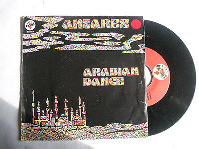 Vinile 45 Giri - Antares - Arabian dance / Makin' the connection - Baby Records