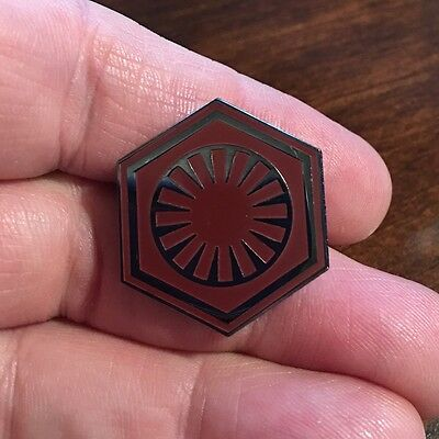 "$Ale • Star Wars • The First Order • Large 1"" Lapel Pin • Show Your Allegiance •"