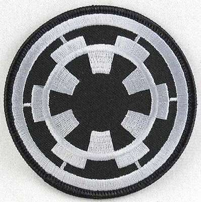 Star Wars Imperial Logo Embroidered Patch