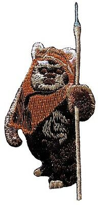 Star Wars Wicket Ewok Embroidered Patch