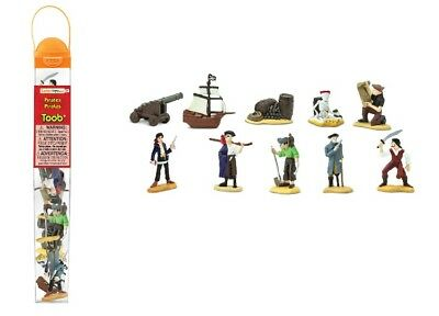 Piraten der Meere  (12 Minifiguren)  Serie Themengebiet Safari Ltd 680804