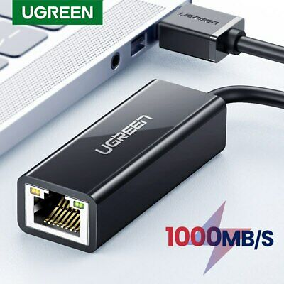 UGREEN USB 3.0 to Ethernet RJ45 Lan Gigabit Network Adapter For Nintendo Switch