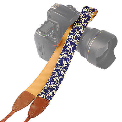 L-10 Universal Camera Shoulder Neck Belt Strap for DSLR Digital Canon Sony Nikon