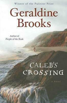 Caleb's Crossing by Geraldine Brooks Paperback Book Free Shipping!